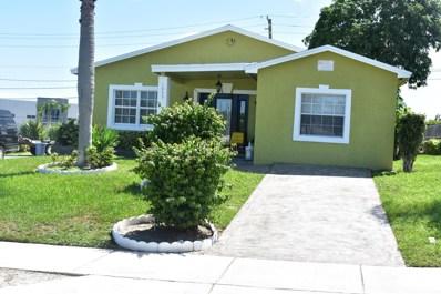 1035 W 25th Street, Riviera Beach, FL 33404 - MLS#: RX-10466096