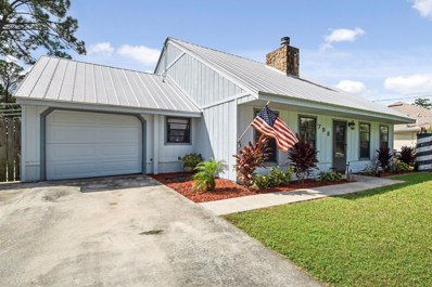 798 SE Walters Terrace, Port Saint Lucie, FL 34983 - MLS#: RX-10466103