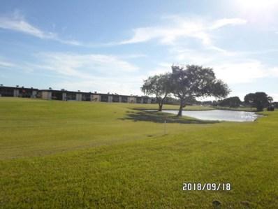 962 Normandy U, Delray Beach, FL 33484 - MLS#: RX-10466245