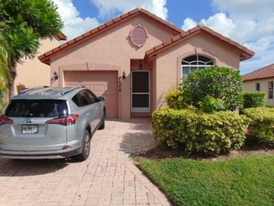 1078 Via Jardin, Riviera Beach, FL 33418 - MLS#: RX-10466247