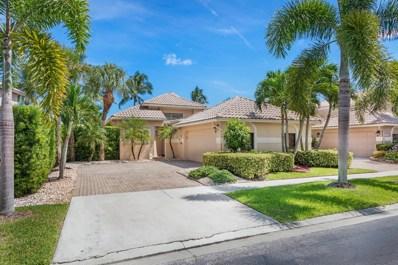 17528 Via Capri, Boca Raton, FL 33496 - #: RX-10466250