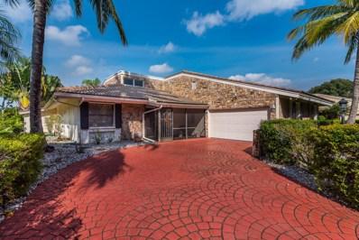 13728 Sand Crane Drive, Palm Beach Gardens, FL 33418 - MLS#: RX-10466314