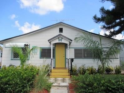 406 S B Street, Lake Worth, FL 33460 - MLS#: RX-10466319