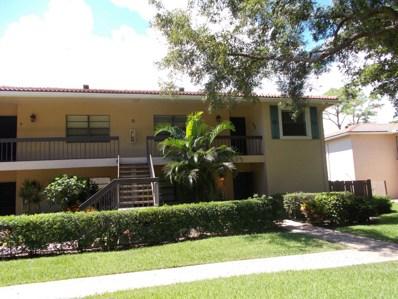 9 Southport Lane UNIT H, Boynton Beach, FL 33436 - MLS#: RX-10466338