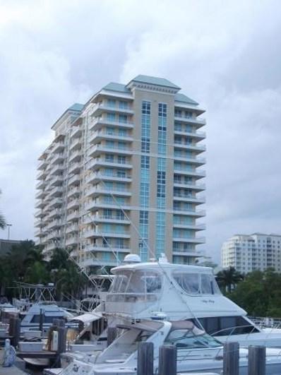 700 E Boynton Beach Boulevard UNIT 807, Boynton Beach, FL 33435 - MLS#: RX-10466341