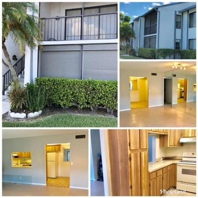 1004 Green Pine Boulevard UNIT B1, West Palm Beach, FL 33409 - MLS#: RX-10466344