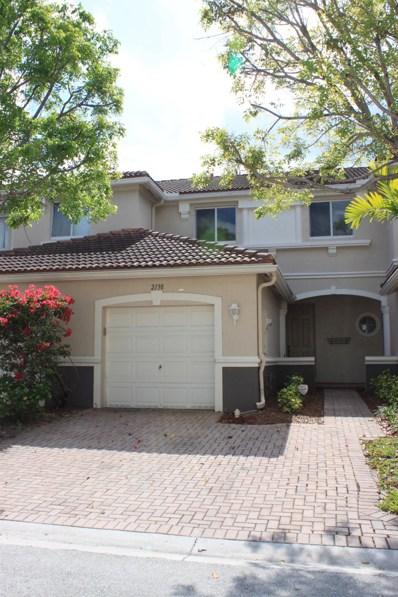 2130 Oakmont Drive, Riviera Beach, FL 33404 - MLS#: RX-10466348