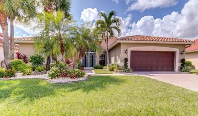 9087 Terni Lane, Boynton Beach, FL 33472 - MLS#: RX-10466479