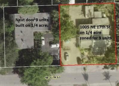 1005 NE 17th Street, Fort Lauderdale, FL 33305 - MLS#: RX-10466488