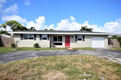 3351 NE 5th Avenue, Boca Raton, FL 33431 - MLS#: RX-10466520