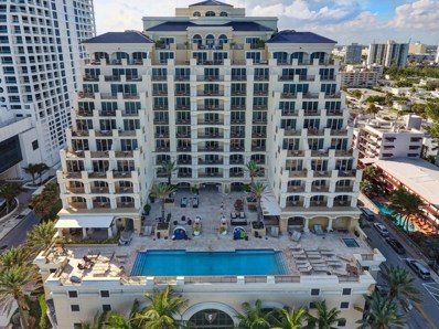 601 N Ft Lauderdale Beach Boulevard UNIT 1503, Fort Lauderdale, FL 33304 - MLS#: RX-10466552