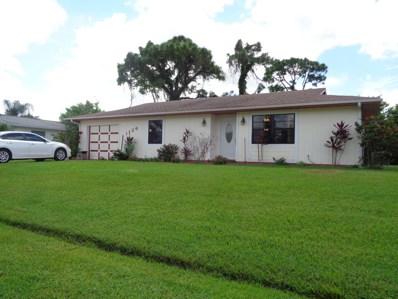 1126 SE Palm Beach Road, Port Saint Lucie, FL 34952 - MLS#: RX-10466561