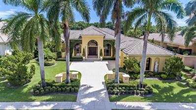 5911 Vintage Oaks Circle, Delray Beach, FL 33484 - MLS#: RX-10466581