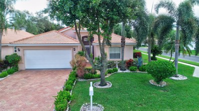7274 Modena Drive, Boynton Beach, FL 33437 - MLS#: RX-10466606