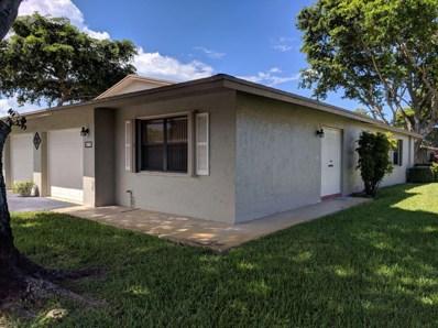 1567 Palmland Drive, Boynton Beach, FL 33436 - MLS#: RX-10466628