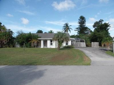 3141 SE Bedford Drive, Stuart, FL 34997 - MLS#: RX-10466631