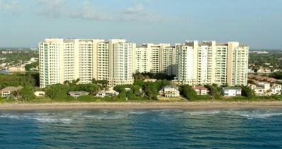 3700 S Ocean Boulevard UNIT 1106, Highland Beach, FL 33487 - MLS#: RX-10466648