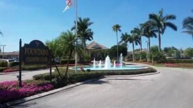 4070 Tivoli Court Court UNIT 307, Lake Worth, FL 33467 - MLS#: RX-10466650