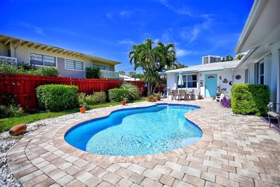 101 Sandal Lane UNIT 1, Palm Beach Shores, FL 33404 - #: RX-10466660