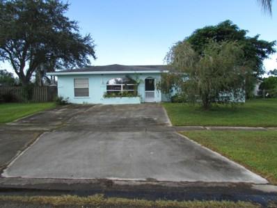 286 NE Faring Avenue, Port Saint Lucie, FL 34983 - MLS#: RX-10466680