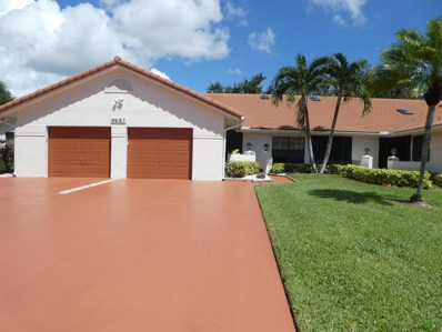 9687 Pavarotti Terrace UNIT 102, Boynton Beach, FL 33437 - MLS#: RX-10466722
