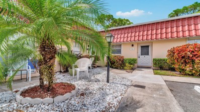 711 Laconia Circle UNIT A, Lake Worth, FL 33467 - MLS#: RX-10466869