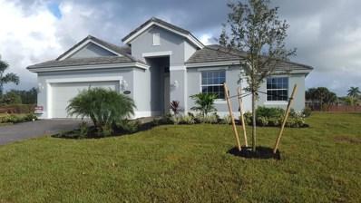 4712 Four Lakes Circle SW, Vero Beach, FL 32968 - #: RX-10466954