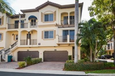 3151 Waterside Circle UNIT 3151, Boynton Beach, FL 33435 - MLS#: RX-10467035