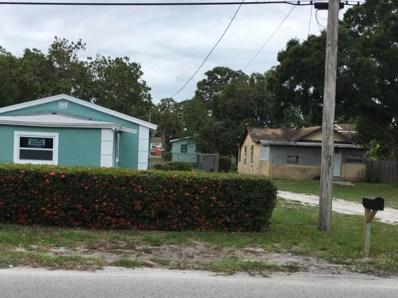 1101 N 22nd Street, Fort Pierce, FL 34950 - MLS#: RX-10467049