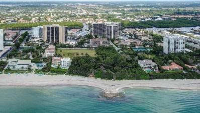 4748 S Ocean Boulevard UNIT 15-B, Highland Beach, FL 33487 - MLS#: RX-10467110