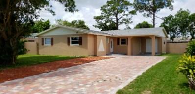 595 Casper Avenue, West Palm Beach, FL 33413 - MLS#: RX-10467169