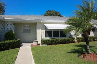 115 Lakes End Drive UNIT B, Fort Pierce, FL 34982 - MLS#: RX-10467203