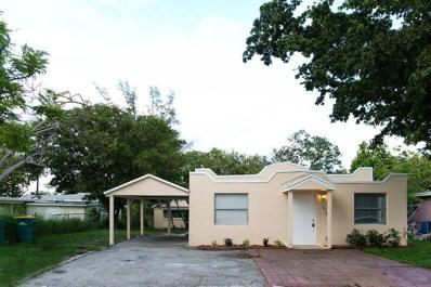 618 S Pine Street, Lake Worth, FL 33460 - MLS#: RX-10467240