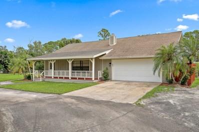 16890 Mellen Lane, Jupiter, FL 33478 - MLS#: RX-10467319