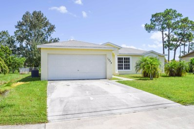 1649 SE Floresta Drive, Port Saint Lucie, FL 34983 - MLS#: RX-10467394