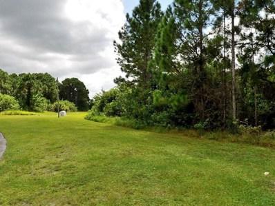 950 SW Tunis Avenue, Port Saint Lucie, FL 34953 - MLS#: RX-10467399