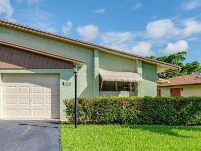 1725 Palmland Drive, Boynton Beach, FL 33436 - MLS#: RX-10467447
