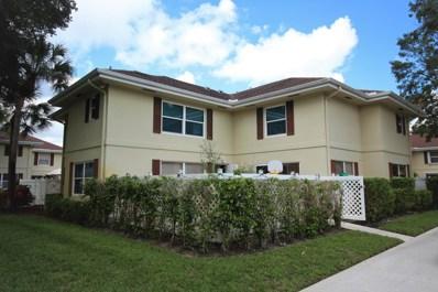 8 Amherst Court UNIT C, Royal Palm Beach, FL 33411 - MLS#: RX-10467466
