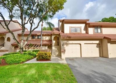 5700 Coach House Circle UNIT G, Boca Raton, FL 33486 - MLS#: RX-10467578
