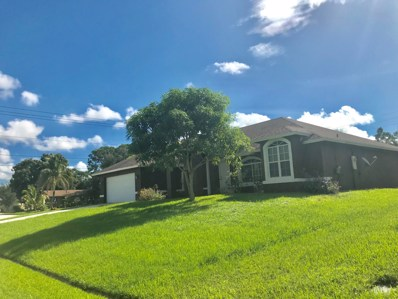2001 SW Catalina Terrace, Port Saint Lucie, FL 34953 - MLS#: RX-10467582