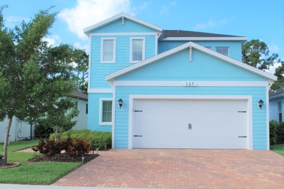 145 SE Via Visconti, Port Saint Lucie, FL 34952 - MLS#: RX-10467618
