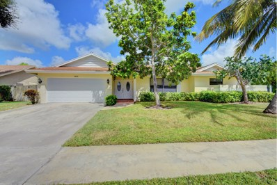 9203 Edgemont Lane, Boca Raton, FL 33434 - MLS#: RX-10467666