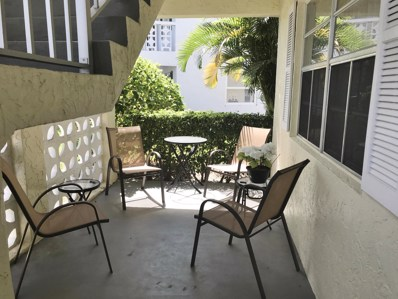 1121 Cactus Terrace UNIT 101, Delray Beach, FL 33445 - MLS#: RX-10467668