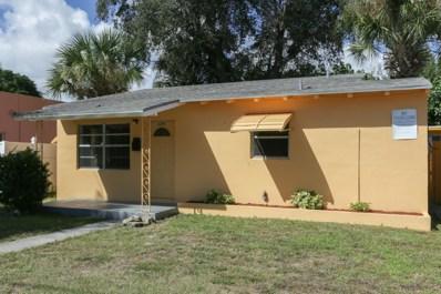 3219 Windsor Avenue, West Palm Beach, FL 33407 - MLS#: RX-10467699