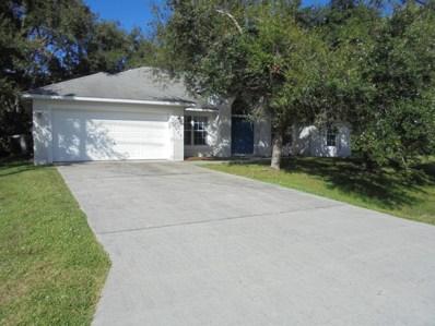 1625 SW Abingdon Avenue, Port Saint Lucie, FL 34953 - MLS#: RX-10467759