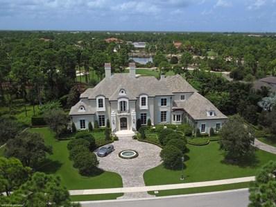 12215 Tillinghast Circle, Palm Beach Gardens, FL 33418 - MLS#: RX-10467767