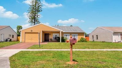 7795 Canal Drive, Lake Worth, FL 33467 - #: RX-10467782