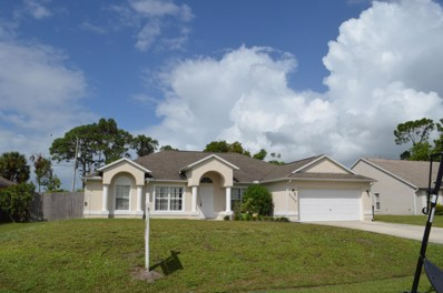 4682 SW Scanavino Street, Port Saint Lucie, FL 34953 - MLS#: RX-10467785