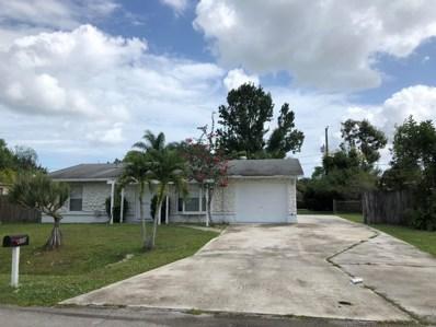 673 SE Forgal Street, Port Saint Lucie, FL 34983 - MLS#: RX-10467815