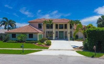 718 Carriage Hill Lane, Boca Raton, FL 33486 - MLS#: RX-10467839